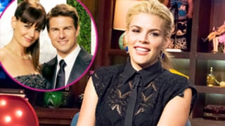 Busy Philipps: Katie Holmes Went MIA After Tom Cruise Marriage,