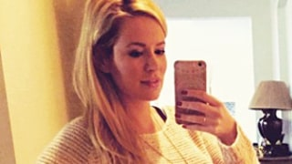 Pregnant Emily Maynard Snaps New Baby Bump Selfie, Says Someone Asked If She's Having a