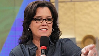 Rosie O'Donnell Explains Exit From The View: I Did It For My Health