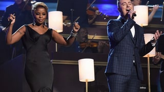 Sam Smith, Mary J. Blige