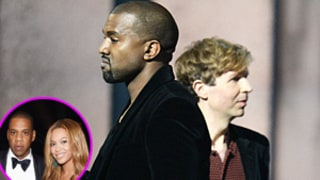 Jay Z, Beyonce React to Kanye West Rushing the Stage After Beck's Win at Grammy Awards 2015: Amazing GIF, Reactions