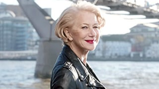 Helen Mirren Embraces Her Skin, Flirts With Hot Guy in New L'Oreal Campaign: Watch the Video