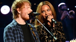 Beyonce Duets With Ed Sheeran, Shows Off Amazing Legs During Stevie Wonder Tribute