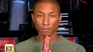 Pharrell Williams Holds Back Tears After Getting Sweet Message From Young  Fan With Cancer