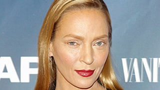 Uma Thurman's Makeup Artist Explains Her New Look