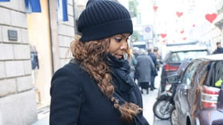 Janet Jackson Resurfaces After Months Away, Looks Cozy Chic in Milan: See Her Winter Casuals!