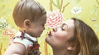 Drew Barrymore Kisses Daughter Frankie in the Cutest Valentine's Day Photo Yet