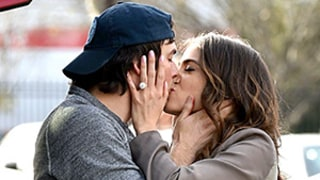 Nikki Reed Debuts Massive Engagement Ring, Plus See Her Cute PDA With Fiance Ian Somerhalder