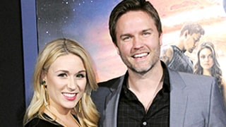 Scott Porter, Wife Kelsey Mayfield Expecting Baby Boy: See Adorable Football Jersey Announcement!