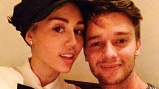 Patrick Schwarzenegger Takes Valentine's Selfie With Miley Cyrus, Calls Himself