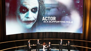 Heath Ledger's Posthumous Win