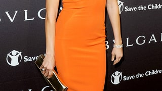 Malin Akerman: BVLGARI and Save The Children Event