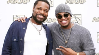 Theo and Ne-yo!