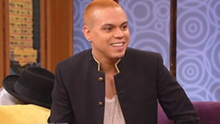 Evan Ross Promises His Baby With Ashlee Simpson Won't Be Named