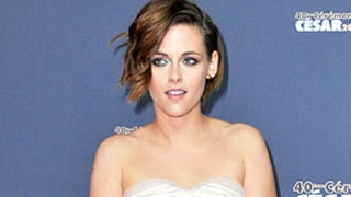Kristen Stewart Becomes First American Actress to Win France's Cesar Award  For Clouds of Sils Maria — See Her Reaction!