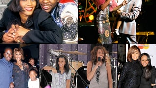 Bobbi Kristina Brown's Family Album