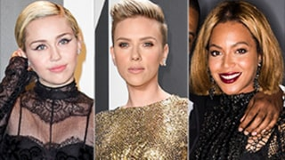Miley Cyrus, Scarlett Johansson, Beyonce, and More Stun at Tom Ford Show: Photos