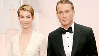 Oscars 2015 Red Carpet: Faith Hill, Tim McGraw Arrive in Style, Pack on the PDA; See Him Without a Cowboy Hat!