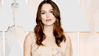 Keira Knightley Wows in Floral Dress, Flower Crown at Oscars 2015: See Her Latest Maternity Look!