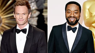 Neil Patrick Harris Flubs Chiwetel Ejiofor's Name Multiple Times at Oscars 2015: Watch the Video