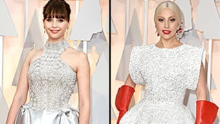 Lady Gaga, Gwyneth Paltrow, Felicity Jones, Nicole Kidman: Who Had the Riskiest Oscars Red Carpet Dress?