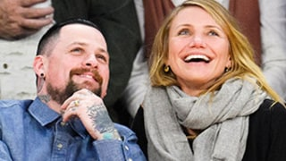 Benji Madden Gets Cameron Diaz's Name Tattooed Across His Chest -- See His Huge New Ink Here!