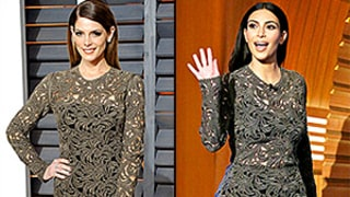 Ashley Greene, Kim Kardashian Wear the Same Green Lace Dress: Who Wore It Best?