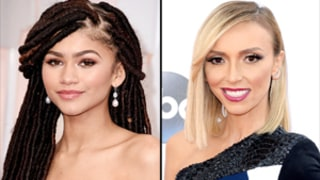 Zendaya Applauded by Solange, Kerry Washington, Viola Davis, Khloe Kardashian in Giuliana Rancic Dreadlocks Dispute