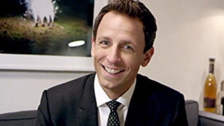 Seth Meyers Reveals His Spirit Animal, Rap Name in Vogue's 73 Questions Video
