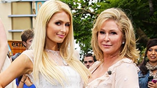 Paris Hilton Shares Adorable Throwback Photo of Her Mother Kathy as a Baby Model