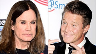 Ozzy Osbourne Warns Billy Bush to