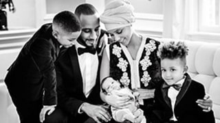 Alicia Keys Shares Stunning Family Photo With Swizz Beatz, New Baby Genesis
