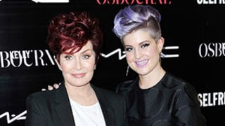 Sharon Osbourne, Melissa Rivers React to Kelly Osbourne Quitting Fashion Police