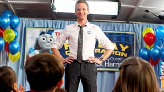 Neil Patrick Harris Goes Off the Rails Over Thomas the Tank Engine in New Funny or Die Video