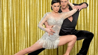 Rumer Willis and Valentin Chmerkovskiy