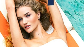 Rosie Huntington-Whiteley Covers Esquire in Skimpy Bathing Suits: See the Steamy Shoot