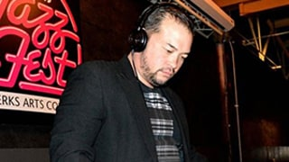 Jon Gosselin Performs DJ Set in Bowling Alley With Empty Dance Floor: Photos