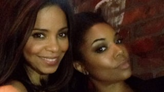 Gabrielle Union, Sanaa Lathan Reunite 15 Years After Love and Basketball: Gorgeous Photos