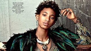Willow Smith Talks About Her Hair in CR Fashion Book: