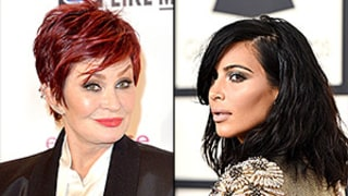 Sharon Osbourne Lashes Out at Kim Kardashian for Dressing North in Fur:
