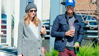 Chad Michael Murray, Pregnant Wife Sarah Roemer Step Out After Secret Wedding: Photo