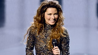 Shania Twain Announces