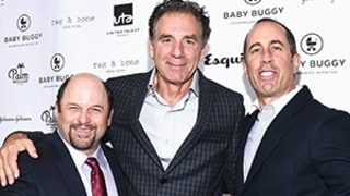Seinfeld Reunion! Jerry Seinfeld, Jason Alexander, and Michael Richards Will Make You Want to Grab a Cup of Coffee and Some Soup