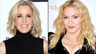 Felicity Huffman Nabbed a Pair of Madonna's Old Underwear: Find Out Why!