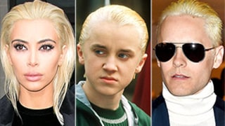 Kim Kardashian, Jared Leto Both Debut Platinum Blonde Hair: Who Looks More Like Draco Malfoy?