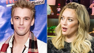 Aaron Carter May Have Just Complained About Hilary Duff on Twitter