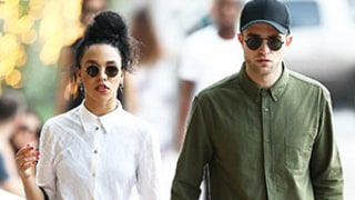 Robert Pattinson, FKA Twigs Exchange Promise Rings