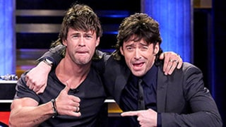 Chris Hemsworth, Hugh Jackman Play Musical Beers With Jimmy Fallon and SNL Cast