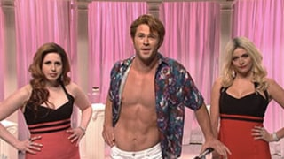 Chris Hemsworth Shows Off His Ripped Abs Playing a Porn Star, Mocks Airhead Thor on Saturday Night Live: Watch the Clips Now!