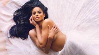 Ciara Goes Topless, Bashes Ex Future in Ballerina-Inspired